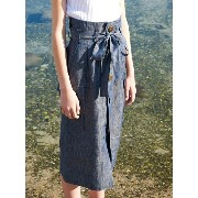 【SALE/50%OFF】MADE IN HEAVEN Touch me skirt ハイウエストコクーンスカート クライ スカート【RBA_S】【RBA_E】【送料無...