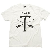 RHC Ron Herman (ロンハーマン): SURT Arrows by SURT Tシャツ【売れ筋】
