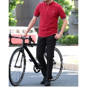 FRED PERRY X BRADLEY WIGGINS(フレッドペリー×ブラッドリーウィギンス) Tipped Cycling Shirt