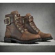 【98633-16vw】 Stylewood Performance Boots - Brown◆ハーレーアパレル◆