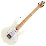 MUSIC MAN エレキギター Silhouette HSH / WH