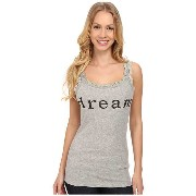 Dylan by True Grit Tank Top with Dream Screen and Lace