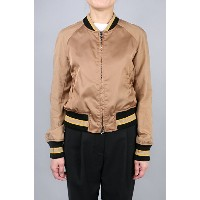 VARSITY BOMBER/TRENCH JACKET WITH EMBROIDERY(P161-6341HCW) 3.1Phillip Lim(フィリップ・リム)