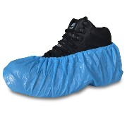 Blue Disposable Overshoes (pack of 100)