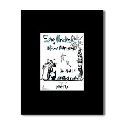 EDIE BRICKELL AND NEW BOHEMIANS - Shooting Rubberbands At The Stars Matted Mini Poster - 13.5x10cm