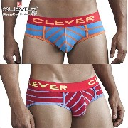 【CLEVER2016-2】 CLEVER クレバー ブリーフメンズ Ref,5269 Mayan Pantheon Brief ローライズブリーフ 【男性下着 下着 ボク...