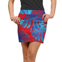LoudMouth Ladies Woodworth Collection Lava Flow Skorts (#SK)【ゴルフ レディース>スコート】
