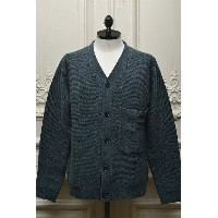 """SOFIE D'HOORE ソフィードール """"MOSCOW YSHET"""" KNIT CARDIGAN col.forest"""