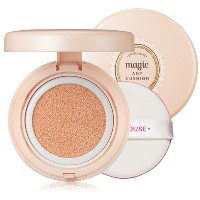エチュードハウス Etude House Magic Any Cushion Pact Peach 15g