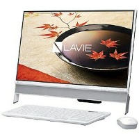NEC 23.8型デスクトップPC LAVIE Desk All−in−one DA350/FAW PC−DA350FAW【送料無料】