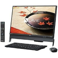NEC 23.8型デスクトップPC LAVIE Desk All−in−one DA570/FAB PC−DA570FAB【送料無料】