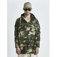 SWAGGER LONG ARMY HOODIE スワッガー【送料無料】