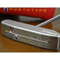 送料無料★スコッティーキャメロン パター リミテッド SCOTTY CAMERON 2003 STUDIO STAINLESS NEWPORT2 CENTERSHAFT PROTOTYPE PUTTER