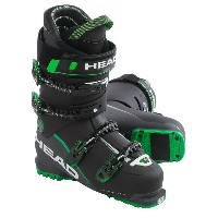 ヘッド Head メンズ スキー シューズ・靴【Vector EVO 120 Alpine Ski Boots】Black/Anthracite/Green