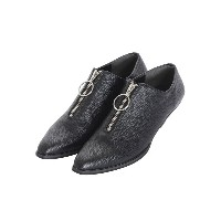 EMODA COVER POINTED ZIP SHOES エモダ【先行予約】*【送料無料】