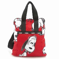 LeSportsac 8240 G074 SNOOPY FUN RED スヌーピー エブリデイ バックパック EVERYDAY BACKPACK 2WAY リュックサック ハンド バッ...