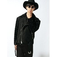 SWAGGER SWITCH FUR BIG BIKERS JACKET スワッガー【送料無料】