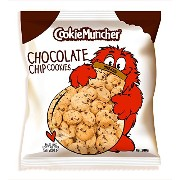Cookie Muncher Cookies - Chocolate Chip 500G