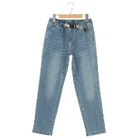 SEVENDAYS=SUNDAY Women's W Gramicci DENIM TAPERED PANTS セブンデイズサンデイ【送料無料】