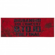 BIGBANG 10 THE CONCERT : 0.TO.10 -THE FINAL- 公式グッズ スポーツタオル (レッド)