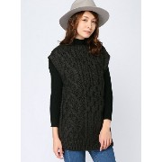 MAISON DE REEFUR CABLE KNIT PULLOVER メゾンドリーファー【送料無料】