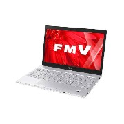 【FUJITSU】富士通『FMV LIFEBOOK SH55/W』FMVS55WWP Windows10 アーバンホワイト 13.3型FHD SSD128GB Office ノートPC【新品】b00e/N
