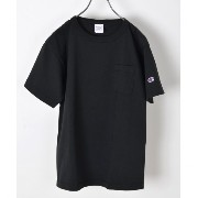 Champion×SHIPS AUTHENTIC: T1011 ポケット Tシャツ MADE IN USA□【シップス/SHIPS Tシャツ・カットソー】