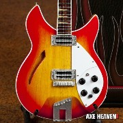 GEORGE HARRISON - 12 String Rickenbacker 360 ミニチュア/ ギター/
