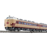 TOMIX Nゲージ 98961 限定 485系特急電車 仙台車両センター ・ A1 ・ A2編成 セット 6両
