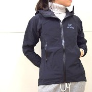 ARC'TERYX(アークテリクス) / Beta SL Jacket Women's -Black/Black-