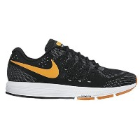 (取寄)ナイキ メンズ ズーム ボメロ 11 Nike Men's Zoom Vomero 11 Black Wolf Grey White Bright Citrus