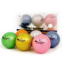 Chromax Metallic M2 Golf Balls【ゴルフ ボール】
