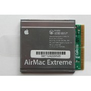 アップル AirMac Extreme カード for PowerBook G4 ・iBook G4・iMac G4 ・PowerMac G5など54Mbps無線lanカード A1029