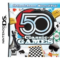 50 Classic Games DS (輸入版)