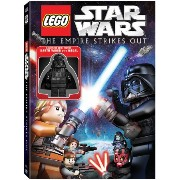 LEGO レゴ STAR WARS The Empire Strikes Out スター・ウォーズ エンパイア・ ストライクス・アウト 北米版 DVD With Exclusive Minifigure...