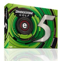 Bridgestone e5 Golf Balls【ゴルフ ボール】