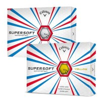 Callaway Supersoft Golf Balls【ゴルフ ボール】