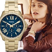 FOSSIL[フォッシル] am4497 Women'sCecile Watch Gold-Tone レディース 腕時計