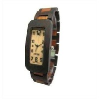 送料無料 Tense テンス Solid Sandalwood Mens Curved Regular Wood Watch G8221DS Hypo-Allergenic 男性用 メンズ 腕時計
