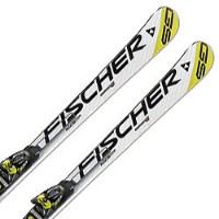 FISCHER〔フィッシャー スキー板〕<2015>RC4 W.C. GS WOMEN WCP RACE BOOSTER MED + RC4 Z 17 FREEFLEX 【金具付き・取付料送料無...