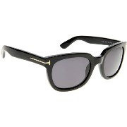 Tom Ford トムフォード サングラス TF 198 01A CAMPBELL BLACK Sunglasses - 53mm