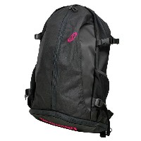 NBA リュック/バックパック ブラック/ピンク スポルディング/SPALDING CAGER BACK PACK