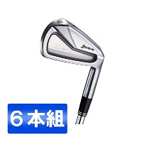 DUNLOP(ダンロップ) SRIXON スリクソン Z745 N.S.PRO 980GH D.S.T. スチールシャフト アイアン6本セット(#5~9、PW) S Z745 S 25 38in