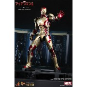 Iron Man アイアンマン3 Mark XLII マーク42 Limited Edition Sixth Scale Figure - MMS Diecast Series (Hot Toys) MMSダイキャスト合金シ...