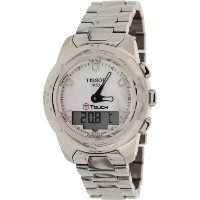ティソ 腕時計 メンズ 時計 Tissot T-Touch II Analog Digital Mens Watch T0472204411600