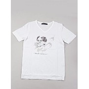 ROYAL CHEESE AND ENTERPRISE(ロイヤルチーズアンドエンタープライズ) DAVID BOWIE Tシャツ