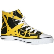 EDWARD VAN HALEN - EVH YELLOW HIGH TOP/SNEAKERS/ シューズ/ 【公式 / オフィシャル】