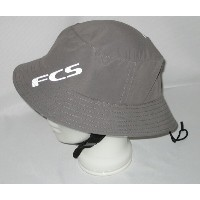 FCS WET BUCKET GUN METAL SURF HAT エフシーエス サーフハット サーフィン ハット