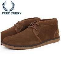 20%OFF SALE フレッドペリー Fred Perry シューズ スニーカー Claxton Mid Suede フレッドペリー ギフト