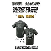 "TOYS McCOY (トイズマッコイ) MILITARY TEE SHIRT Sylvester & Tweety"" SEA BEES"" TMC1506 -15SS「P」"